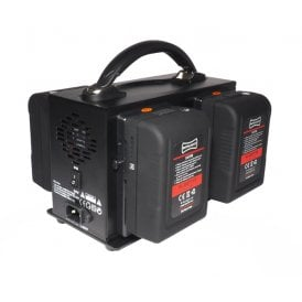 4-Channel V-Mount Battery Charger