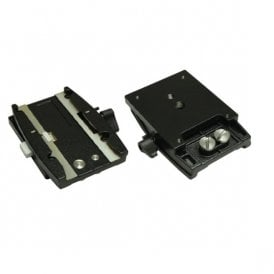 QR Adaptor Plate to suit Solopod & flat base mounting
