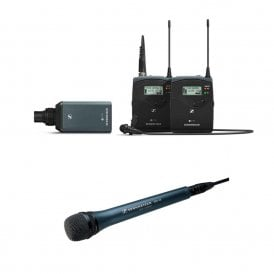 Sennheiser ew 100 ENG G4-GB wireless system package b