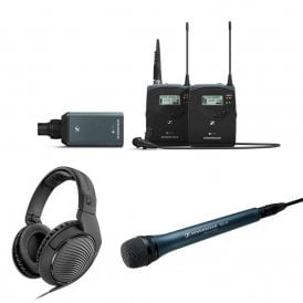 Sennheiser ew 100 ENG G4-GB package c