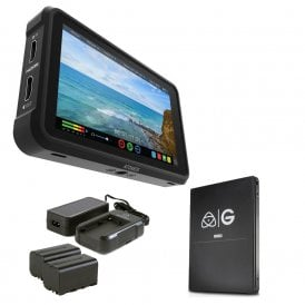 AO-ATOMNJAV01 Ninja V portable monitor/recorder package c