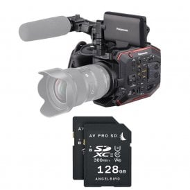 AU-EVA1 Compact 5.7K Super 35mm Cinema Camera Package a