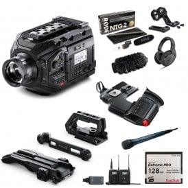 Design URSA Broadcast Camera package f