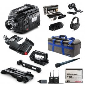 Design URSA Broadcast Camera package g