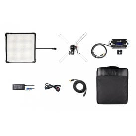 FL 600 KIT AB Flexible LED Ready-to-Shoot Kit Gold Mount
