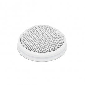 MEB 102 W Omnidirectional Boundary Microphone (White)