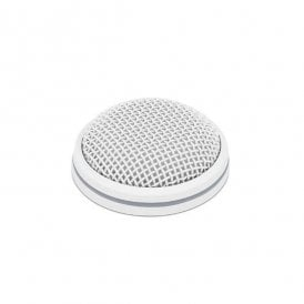 MEB 102-L Omnidirectional Boundary Microphone (White)