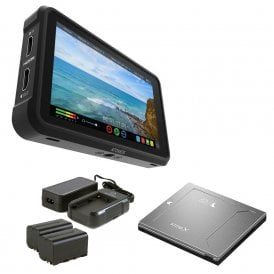 AO-ATOMNJAV01 Ninja V portable monitor/recorder package e