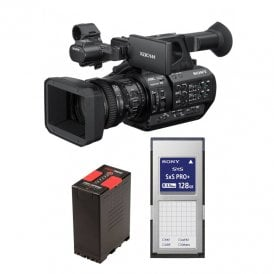 Sony PXW-Z280 4K Handheld Camcorder package b