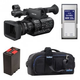 Sony PXW-Z280 4K Handheld Camcorder package c