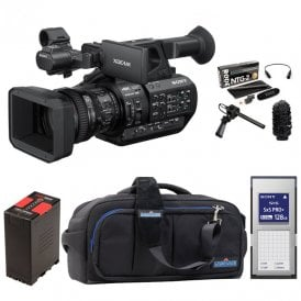 Sony PXW-Z280 4K Handheld Camcorder package d