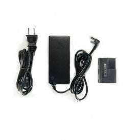 SHD-PWRADP-DCA5AC-POWERKIT LP-E6 Barrel power adapter with Barrel to AC power cable