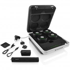 TC-W Set Case EU Wireless audio conference set