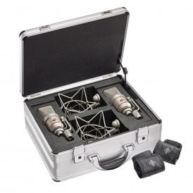 TLM 170 R stereo set Multi-Pattern Large-Diaphragm Studio Condenser Microphone (Nickel)
