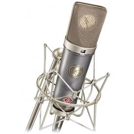 TLM 67 Multi-Pattern Switchable Studio Microphone