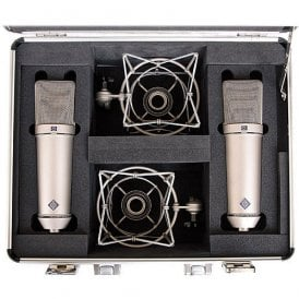 U 87 Ai Stereo set Condenser Microphone Nickel
