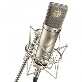 U 87 Ai Studio Set Condenser Microphone Nickel