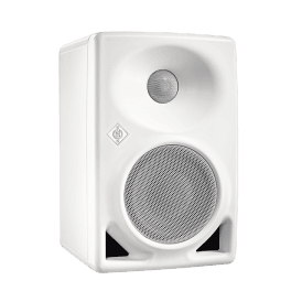 KH 80 DSP A W UK Two Way Nearfield Monitor Speaker (White)