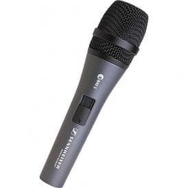 e 845 S Supercardioid Handheld Dynamic Microphone with Switch