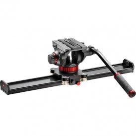 Camera Slider 60cm with 502 Video Head