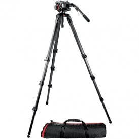 Midi CF Tall System 536 Tripod|504HD Video Head