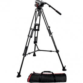 Midi 546B Twin Leg Tripod|504HD Video Head