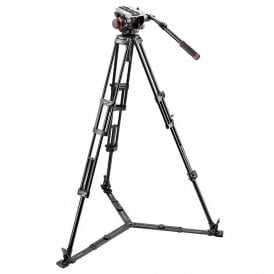 Midi Twin System Tripod|504HD Video Head