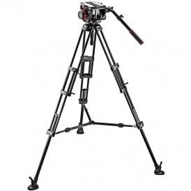 Pro Middle-Twin Kit 100 Tripod|509HD Video Head