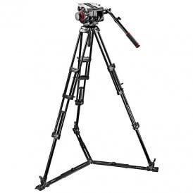 Pro Ground-Twin Kit 100 Tripod|509HD Video Head
