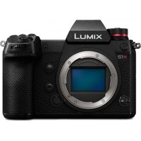 Lumix S1R Digital Mirrorless Camera with 47.3MP MOS Full Frame - Body Only