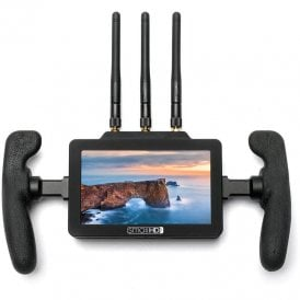 Focus Bolt Sidekick RX - 5-inch Daylight Viewable Touchscreen with Built-in Teradek Receiver