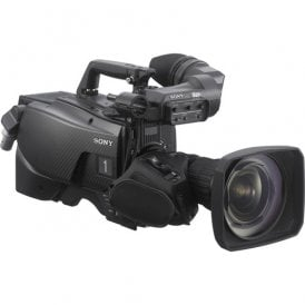 HDC-2570F Multi-format HD Camera - Digital Triax version of HDC-2400DF//U-Fisher connector