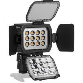 LED High Intensity Battery Powered Camera Light