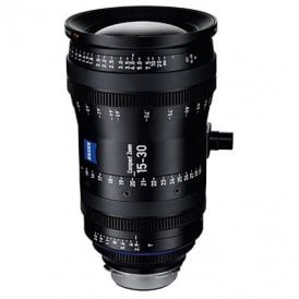 15-30mm T2.9 CZ.2 Cine Zoom Lens - Canon EF Mount (Metric)