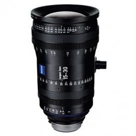 15-30mm T2.9 CZ.2 Cine Zoom Lens - Nikon F Mount (Metric)