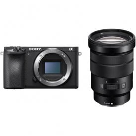 Alpha a6500 Mirrorless Digital Camera with 18-105mm Lens Kit