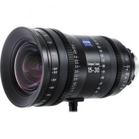 15 - 30mm CZ.2 Compact Zoom Lens (MFT Mount, Feet)