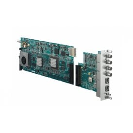 SDI-IP Converter Board with 3G-SDI and SFP+ ports