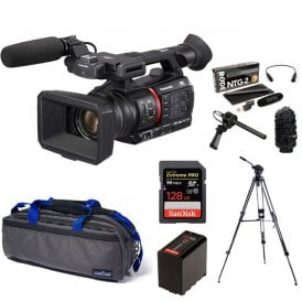 Lightweight 4K/HDR 10BIT REC Camera Recorder with Live Streaming package d