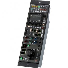 Remote Control Panel (Joystick Type) for use with HDC & XDCAM System Cameras