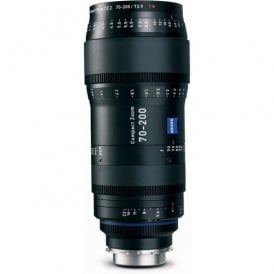 70-200mm T2.9 CZ.2 Compact Zoom Lens - EF Mount with Feet