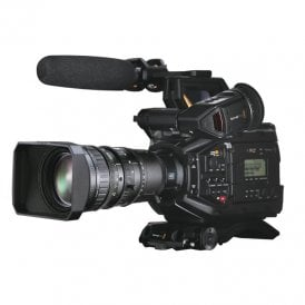 Design URSA Broadcast Camera including Fuji LA16 lens
