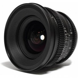 Microprime Cine 18mm T2.8 Lens - X Mount