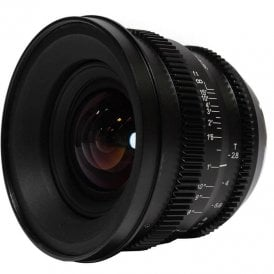 Microprime 12mm T2.8 Cine Lens - X Mount
