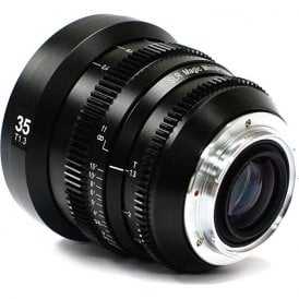 Microprime 35mm T1.3 Cine Lens