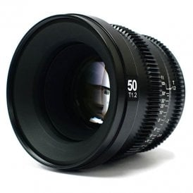 Microprime 50mm T1.2 Cine Lens - X Mount