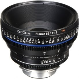 Compact Prime CP.2 85mm/T1.5 Super Speed PL Mount Lens
