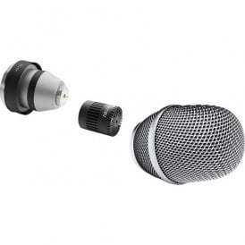 d:facto 4018V Softboost Supercardioid Mic, SE2-ew Adapter, Nickel
